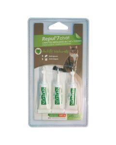 Pipete antiparazitare pentru pisici 3x1 ml, Pilou