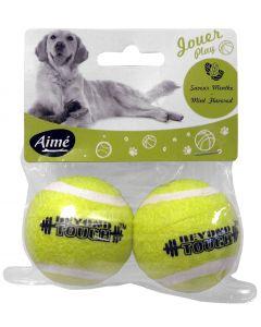 Jucarie caini Ball Mint 5 cm