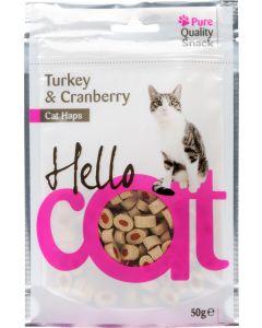 Recompense curcan/afine 50 g, Hello Cat