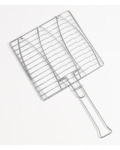 Grill dublu pentru peste 28x28 cm