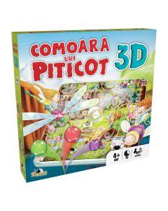 Joc 3D Comoara lui Piticot