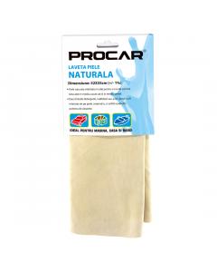 Laveta piele naturala Procar