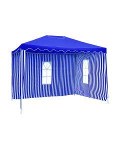 Pavilion pentru gradina, Carrefour, albastru