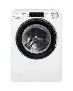 Masina de spalat rufe GVS 149THN3 Candy, Incarcare frontala, 9 kg, 1400 rpm, clasa A+++, Alb
