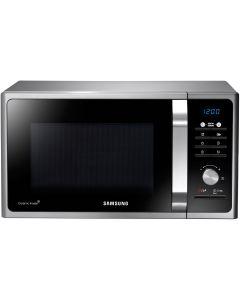Cuptor cu microunde Samsung MS23F301TAS/OL, 23L, interior ceramic, 800W