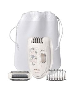 Epilator Satinelle HP6423 Philips, 20 pensete, 2 viteze