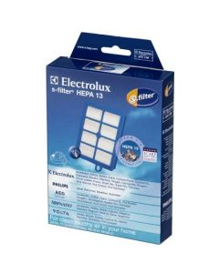 Filtru lavabil EFH13W Hepa 13 Electrolux, 1 bucata, Pentru aspiratoare Philips si Electrolux