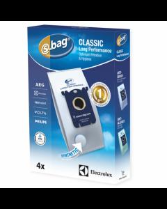 Saci pentru aspirator E201B Electrolux, 4 bucati, Sintetici