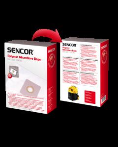 Saci pentru aspirator SVC3001 Sencor, 5 bucati, Sintetici