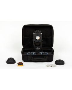 Espressor portabil Auto Set Handpresso, 16 bar presiune, 50 ml capacitate rezervor apa