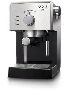 Espressor manual VIVA Deluxe Gaggia, 15 bar presiune, Rezervor apa 1 litru