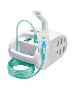 Aparat aerosoli compresor LD 221C Little Doctor, 0Luni +, Vaporizare 0.5 ml/min, Cu piston, Alb