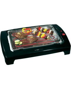 Grill electric BQ 2977 Clatronic, 2000 W, Control temperatura, Negru