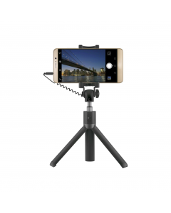 Selfie-stick AF14 Huawei, Trepied, Negru