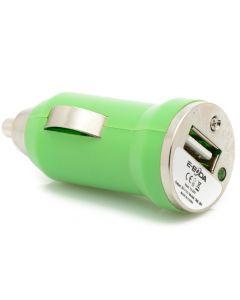 Incarcator auto USB CML 201 E-boda, Verde