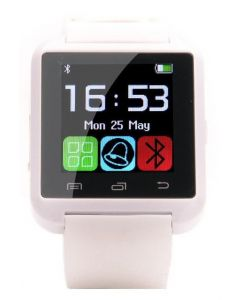 Smartwatch 100 Summer Edition E-boda, Alb