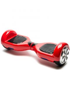 """Hoverboard Boster Lexgo, motor 2 x 350 W, viteza 12 km/h, autonomie 20 km, roti 6.5"""", Rosu"""
