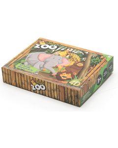 Joc educational AR Happy Zoo E-boda, 68 de animale, 12 limbi straine