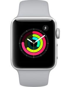 """Smartwatch Seria 3 Apple, Argintiu, 1.5"""""""