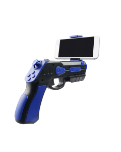 "Pistol cu bluetooth AR Destroyer Gun Omega, 4""-6"", 6 butoane setabile"