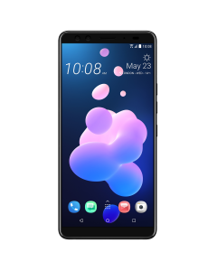 """Telefon mobil HTC U12+, 64 GB, 12 megapixeli, 6.0"""", Negru"""
