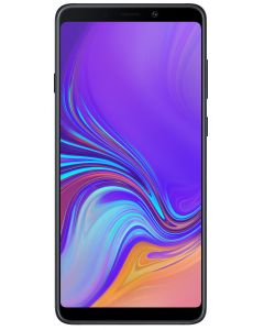 Telefon mobil A9 (2018) Samsung, Dual SIM, 128 GB, 6 GB, Negru
