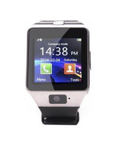Smartwatch Smart Time 200  E-Boda, Unisex, Slot SIM, Bluetooth, Pasi, Somn, Calendar, Alarma, Apeluri, Negru