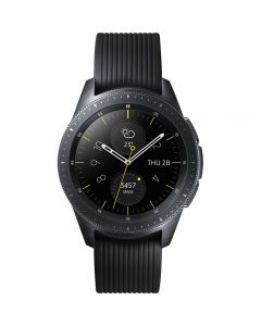 Ceas smartwatch Samsung Galaxy Watch, NFC, Wi-Fi, Bluetooth, 42mm,