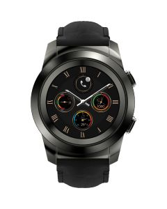 Ceas smartwatch Allview Hybrid S, Unisex, Digital, Notificari, Ritm Cardiac, Gri