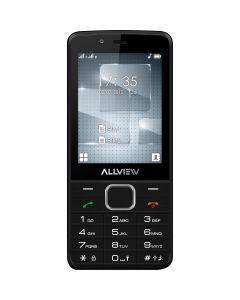 Telefon mobil Allview M10 Luna, Dual SIM, Mini SIM, MicroSD, Negru