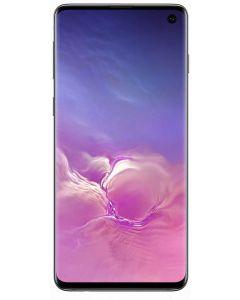 Telefon mobil S10 Samsung, 128 GB, Dynamic AMOLED, Quad HD+ Curved, Camera tripla cu Dual OIS, Negru