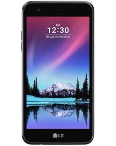 Telefon mobil K4 (2017) LG, 8 GB, 1 GB RAM, 5 Megapixeli, 2500 mAh, IPS LCD, Negru