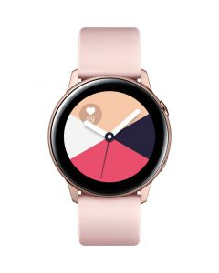 Smartwatch Galaxy Active Samsung, Super AMOLED, Procesor Dual-Core, Rose Gold