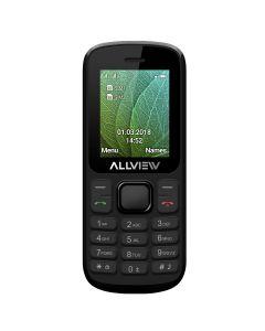 "Telefon mobil L5 Duo Allview, 1.77"", Dual SIM. Mini SIM, 800 mAh, Negru"