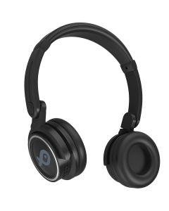 Casti audio PSH233-18L Poss, Bluetooth, Microfon, 32Ohm, Negru