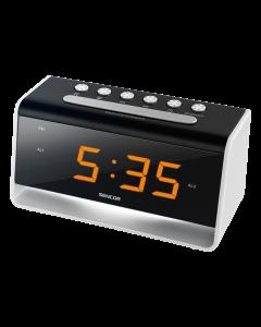 Ceas ambiental USB 4400W Sencor, ecran LED