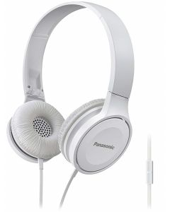 Casti on ear HF100ME-WHT Panasonic, 23000 Hz, 26 ohm, Alb