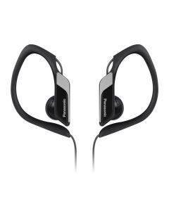 Casti audio in-ear Sport RP-HS34E-K Panasonic, Cu fir, Jack 3.5mm, Negru
