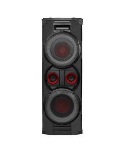 Boxa bluetooth BSBTST401 Poss, 400 W, tower, Bass Boost, karaoke, SD card reader