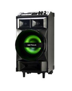 Boxa portabila SRXTSLY130W Serioux Trolley SoundCase , bluetooth, SD card, USB, 130W