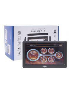 Sistem de navigatie GPS PNI L807 PLUS ecran 7 inch, 800 MHz, 256MB DDR, 8GB memorie interna, FM transmitter