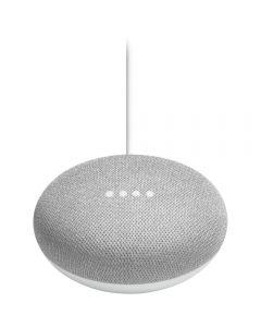 Boxa portabila Google Home Mini, Asistent Personal Cu Control Voce, Alb