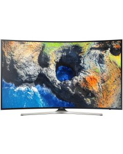 Televizor Led Smart Curbat Samsung, Ultra HD,138 cm,  55MU6222
