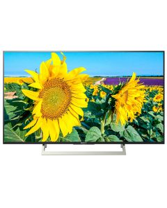 Televizor Smart Android LED Sony BRAVIA, 123.2 cm, 4K Ultra HD, 49XF8096
