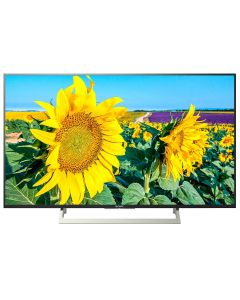 Televizor Smart Android LED Sony BRAVIA, 138.8 cm, 4K Ultra HD, 55XF8096