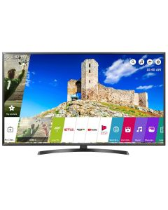 Televizor LED Smart LG, 139 cm, 4K Ultra HD, 55UK6470PLC