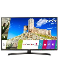 Televizor LED Smart LG, 164 cm, 4K Ultra HD, 65UK6470PLC