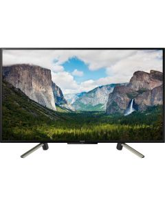 Televizor Smart LED Sony BRAVIA 50WF665, 125 cm, , Full HD, Negru