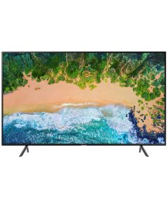 Televizor LED Smart Samsung 40NU7192, 100 cm, 4K Ultra HD, Negru
