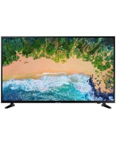 Televizor LED Smart 50NU7092 Samsung, 125 cm, 4K Ultra HD, Negru